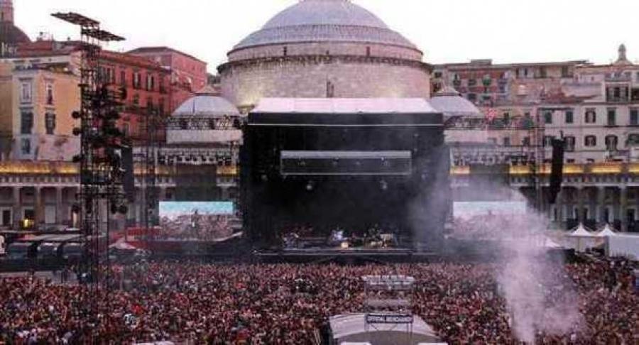 La Nutella compie 50 anni: a Napoli un maxi-concerto per l'occasione