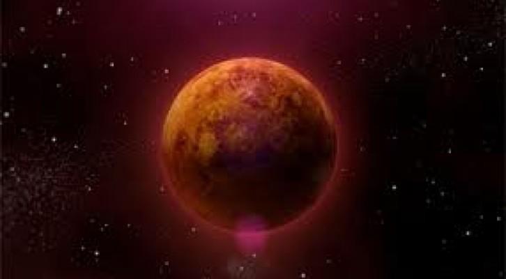 Nell'acqua di Marte c'è ossigeno per sostenere la vita di microrganismi e spugne