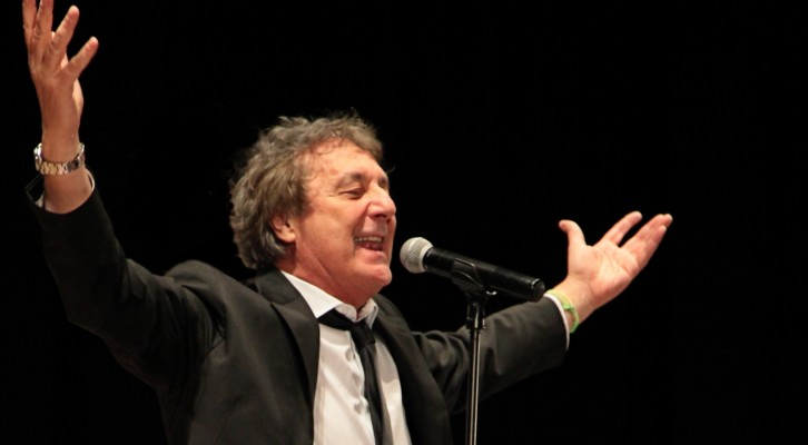 Al Folkest Enzo Iacchetti omaggia Gaber