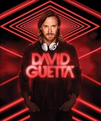 David Guetta al Postepay Rock in Roma