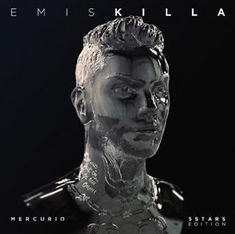 Emis Killa, la nuova versione di Mercurio 5 Stars Edition