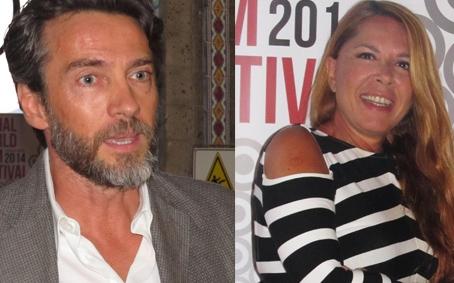 Gran Galà finale per il Social World Film Festival. Incontriamo Alessio Boni ed Anna Pettinelli