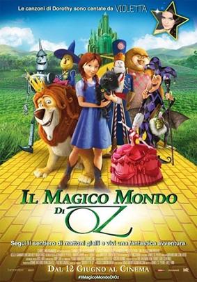 Il Magico Mondo di Oz, Dorothy canta con la voce di Violetta