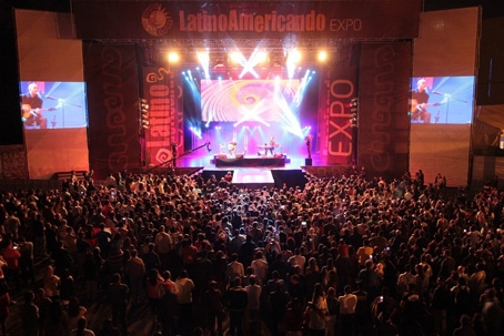 LATINOAMERICANDO EXPO: musica, gastronomia, cultura e i Mondiali di calcio  al centro dell'edizione 2014