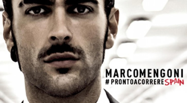 Marco Mengoni, #PRONTOACORRERE in Spagna
