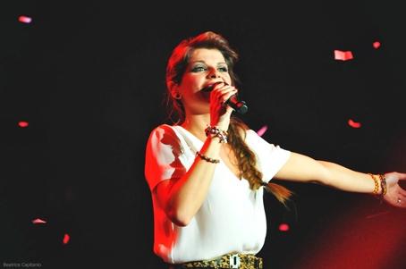 Alessandra Amoroso, la sua prima tappa dell'Amore Puro Tour estivo