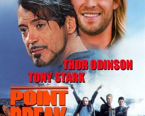 """Alto Adige diventa il set di """"Point Break 2"""" remake dell'omonimo film del 1991"""