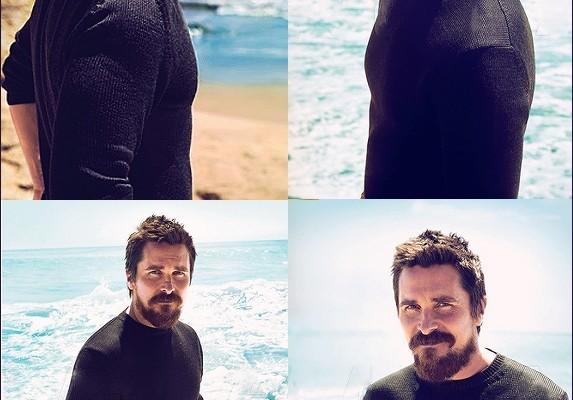 Christian Bale nei panni di Travis McGee in The Deep Blue Goodbye