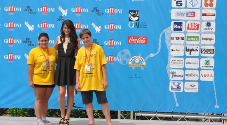 Giffoni Experience: Micaela Riera, star della nuova serie targata Disney Channel