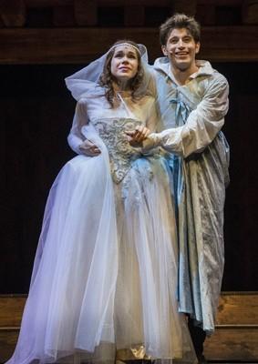 Romeo e Giulietta al Silvano Toti Globe Theatre