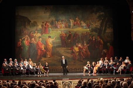 A settembre l'undicesima edizione della consegna del premio Le Maschere del Teatro Italiano