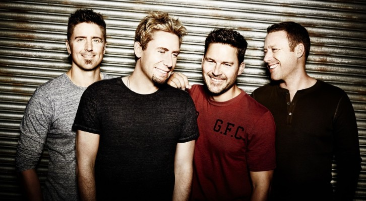 "Nickelback: in radio il nuovo singolo ""Edge of A Revolution"""