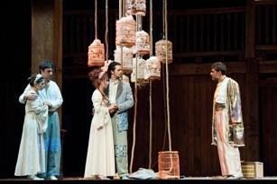 Sogno di una notte di mezza estate al Toti Globe Theatre