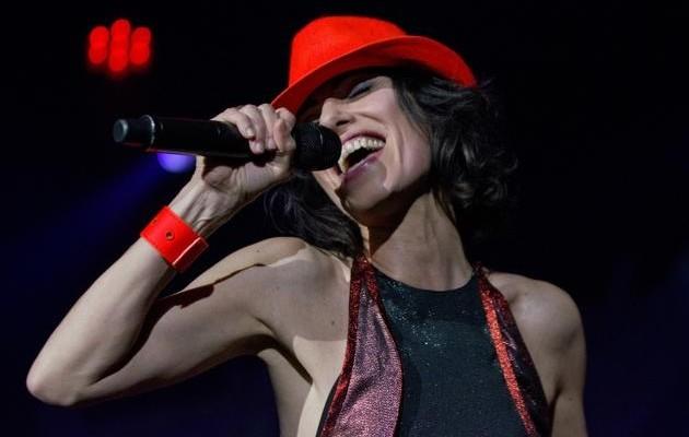 Giorgia torna live per cinque nuovi concerti