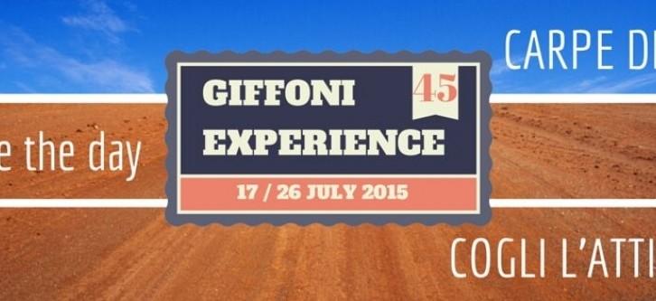 Ispirato al film di Robin Williams, il prossimo tema del Giffoni Experience sarà: Carpe Diem