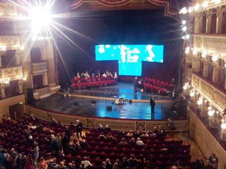 Le Maschere del Teatro Italiano omaggiano Napoli