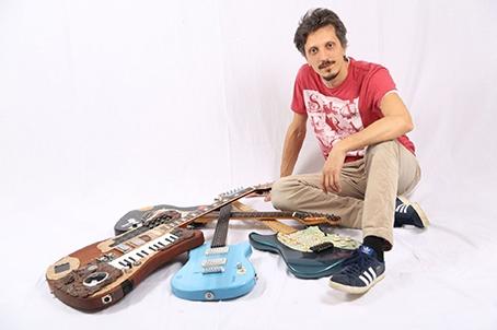 Luka Zotti: quando la musica è una forma d'arte