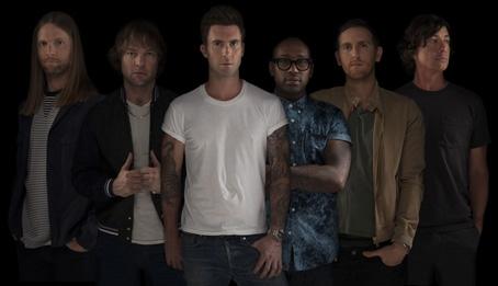 """Maroon 5: in digitale e in tutti i negozi il nuovo album """"V"""""""
