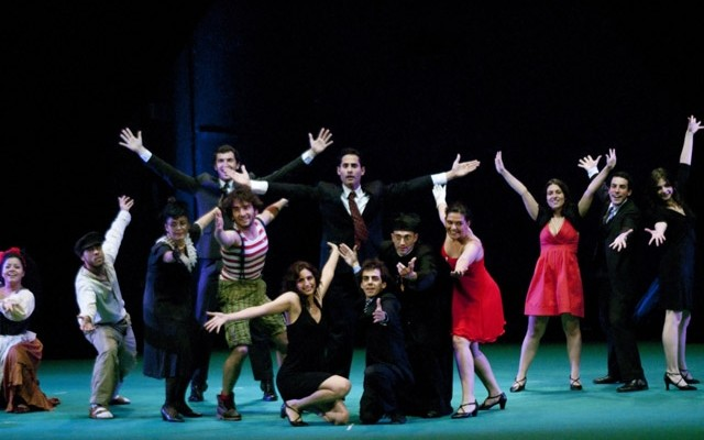 Pene D'amor Perdute al Silvano Toti Globe Theatre