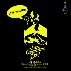 San Gennaro Day 2014