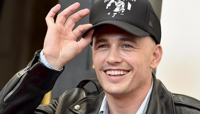 Venezia71: James Franco gira il suo nuovo film Zeroville sul red carpet