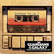 """La colonna sonora del nuovo film Marvel """"Guardiani Della Galassia"""""""