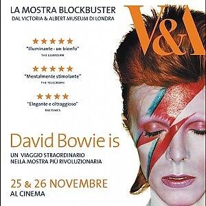 David Bowie Is: una mostra che arriva al cinema