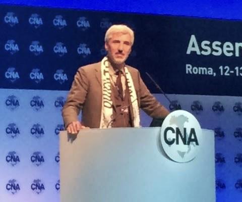 Giuseppe Oliviero, il nuovo consigliere delegato del cda della  Mostra d'Oltremare