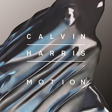 Motion: il nuovo album di Calvin Harris