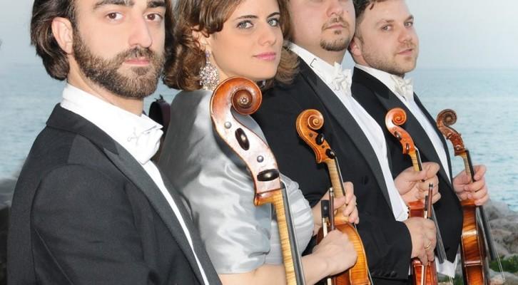 Quartetto Mitja: musica per i cinque sensi