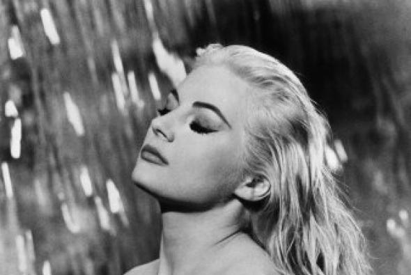 Addio a Anita Ekberg, musa di Fellini