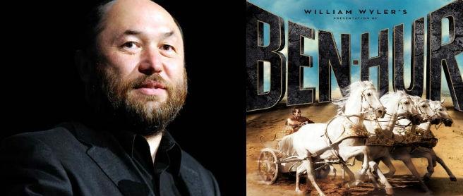 Ben Hur, il remake del celebre kolossal si gira a Matera