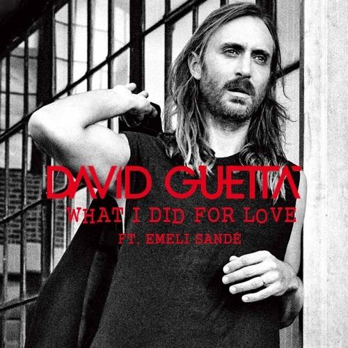 """David Guetta: """"What I Did For Love"""" vede il featu-ring di Emili Sandé"""