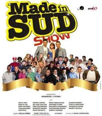 I comici di Made in Sud tornano a teatro