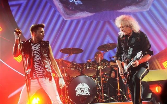 I Queen e Adam Lambert per la prima volta in Italia