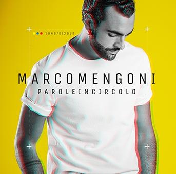 Marco Mengoni: Parole in circolo è già disco d'oro