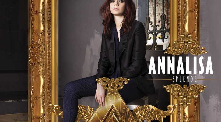 """Annalisa a Sanremo con """"Una finestra tra le stelle"""" scritta da Kekko Silvestre dei Modà"""