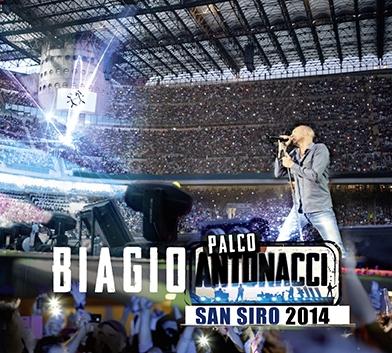 Biagio Antonacci: in attesa del nuovo tour, esce il cofanetto del concerto del 31 maggio a San Siro. Le nuove date del tour