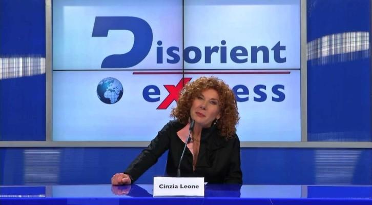 Cinzia Leone in Disorient Express