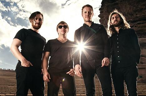"""Imagine Dragons: il nuovo singolo """"Shots"""" e Sanremo"""