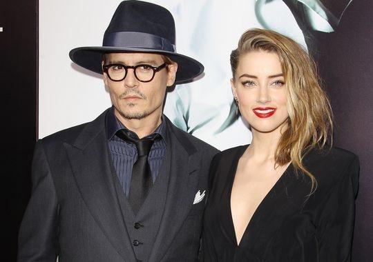 Johnny Depp e Amber Heard, matrimonio in segreto