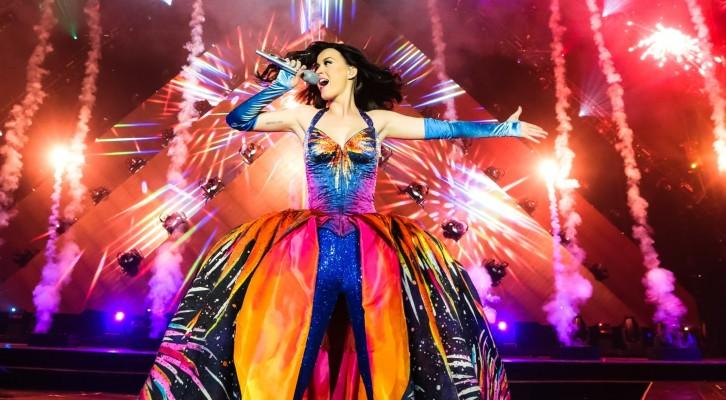 Katy Perry: la regina dello show al Super Bowl 2015