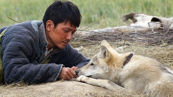 L'ultimo lupo 3D di Annaud, nelle sale a marzo