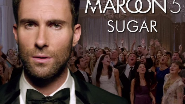 """Maroon 5: Arriva """"Sugar"""". Lost Stars, candidato come Miglior Canzone Originale agli Oscar 2015"""