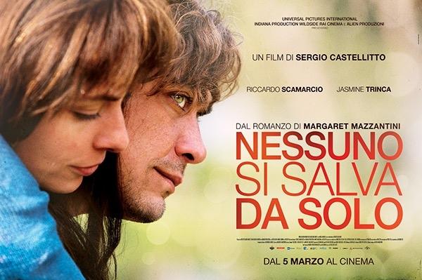 Nessuno si salva da solo, il nuovo film di Sergio Castellitto