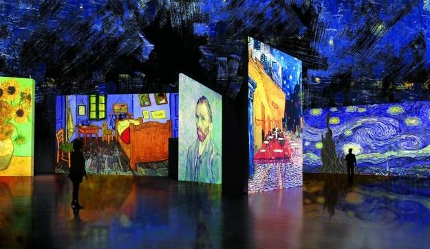 Van Gogh Alive The Experience fa tappa a Bologna nella ex Chiesa di San Mattia