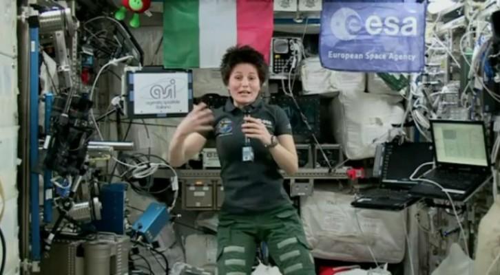 Sanremo: ancora ascolti boom nella terza serata. Si vola nello spazio con Samantha Cristoforetti