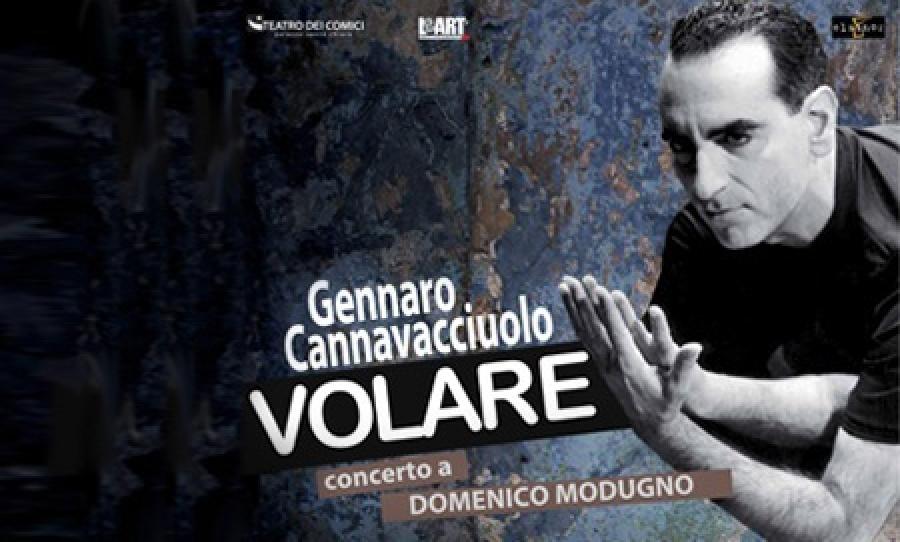 Volare: omaggio a Domenico Modugno al Teatro Della Cometa