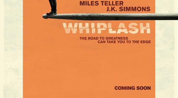 Whiplash: nelle sale il film con un Golden Globe e cinque nomination all'Oscar