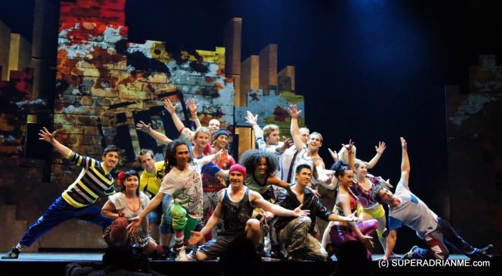 Cirque Éloize sbarca in Italia con lo spettacolo ID